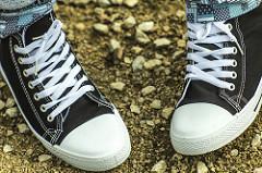 new sneakers photo