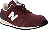 SPORTS SHOE NEW BALANCE U420 RBN GARNET 37 5 Red