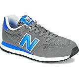 New Balance Men's GM500 Low-Top Sneakers Grey Size: 10.5 UK