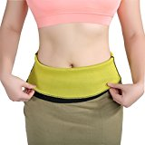 Womens Hot Shaper Slimming Sauna Belts OUTAD Body Shaper Wraps Tummy Control Waist Trainer Fat Burner Yoga Workout Hot Belt
