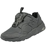 Puma MY-89 DISC Black Unisex Sneakers Shoes Trinomic