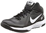 Nike Men's the Air Overplay Ix Basketball Shoes, White