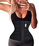 Gotoly Women Waist Training Cincher Underbust Corset Body Shaper Waist Trainer
