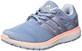 adidas Women's Energy Cloud Wtc W Running Shoes, Bianco/Blu Navy