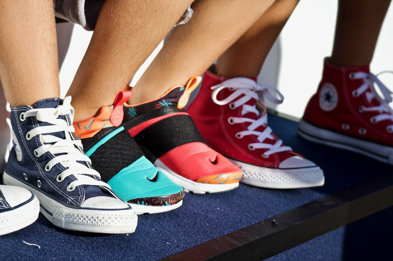 Sneakers photo